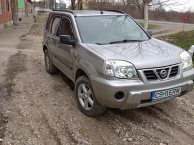 second-hand Nissan X-Trail