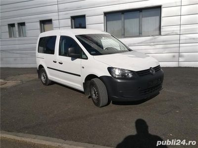 second-hand VW Caddy anul fabr 2012, recent adus