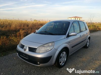 second-hand Renault Scénic Euro 4