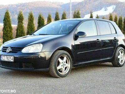 second-hand VW Golf Plus 1.9