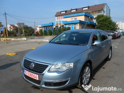 second-hand VW Passat 2006