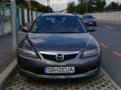 second-hand Mazda 6 2.0D 143CP