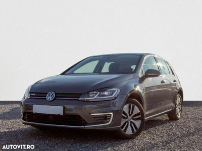 second-hand VW Golf e-Golf