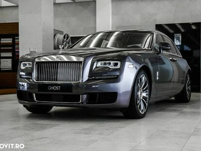 second-hand Rolls Royce Ghost