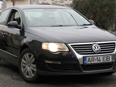second-hand VW Passat - an 2008, 2.0 tdi (Diesel)