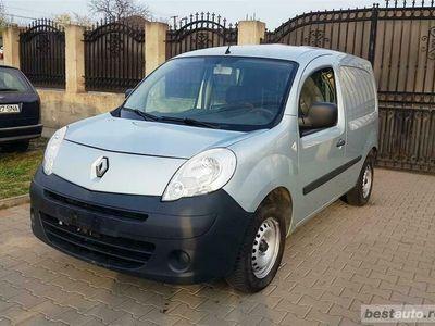 second-hand Renault Kangoo - 1.5 DCi - autoutilitara cu 2 locuri