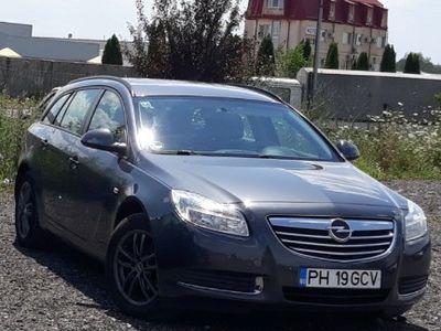 second-hand Opel Insignia sport tourer