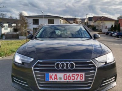 second-hand Audi A4 2016 190cp