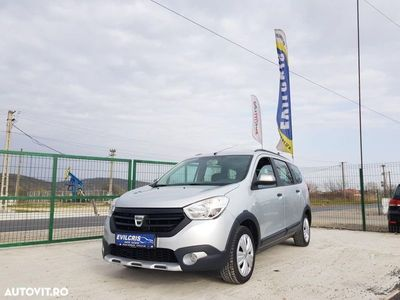 second-hand Dacia Lodgy Stepway