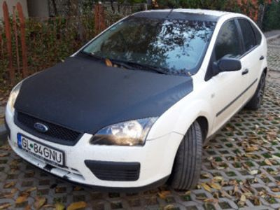 second-hand Ford Focus mk2 2005