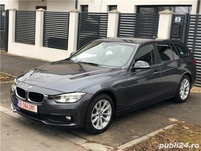 second-hand BMW 320 d 2016 4x4 e6 x-drive