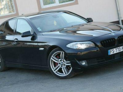 second-hand BMW 535 F10 d Biturbo - an 2011, 3.0 D Biturbo (Diesel)