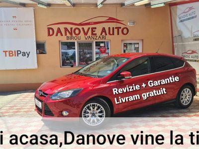 second-hand Ford Focus REVIZIE+CONSTATARE TEHNICA,LIVRAM GRATUIT,GARANTI