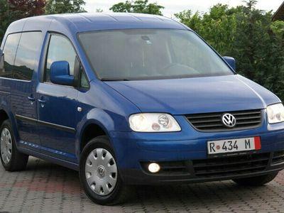 second-hand VW Caddy LIFE - an 2009, 2.0 (Benzina+GAZ)