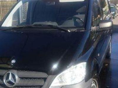 second-hand Mercedes Vito 2 locuri/pt.marfa