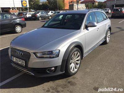 brugt Audi A4 Allroad 2015, 190CP, Euro 6