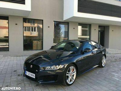 second-hand Jaguar XE RWD