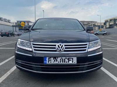 second-hand VW Phaeton