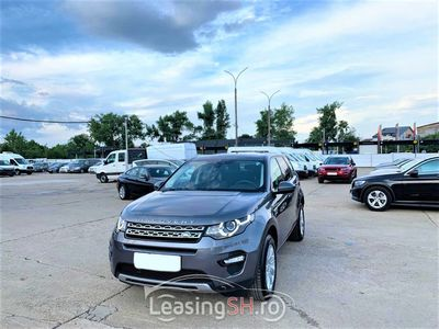 second-hand Land Rover Discovery Sport din 2015