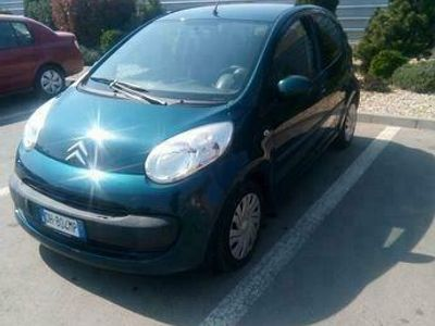 second-hand Citroën C1 ideal pt oraș și/sau femeie