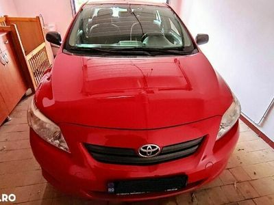 second-hand Toyota Corolla 1.4