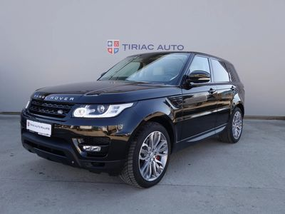 second-hand Land Rover Range Rover Sport Diesel