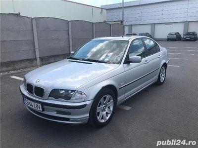 second-hand BMW 320 diesel. 2001