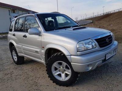 second-hand Suzuki Grand Vitara 2.0 Diesel