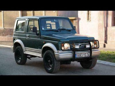 second-hand Suzuki Samurai 4x4 - an 2002, 1.9 (Diesel)