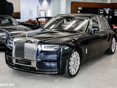 second-hand Rolls Royce Phantom