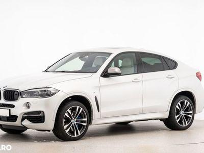 second-hand BMW X6 M M50d