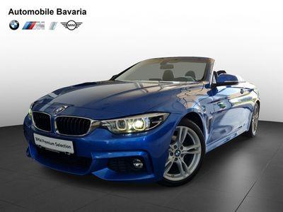 second-hand BMW 420 i Cabriolet M Sport Edition