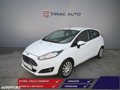 second-hand Ford Fiesta 1.5 TDCI