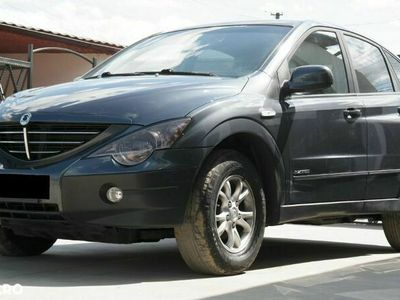 second-hand Ssangyong Actyon