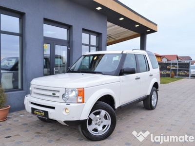 second-hand Land Rover Discovery =avans 0 % rate fixe=aprobarea creditului in 2 ore=autohaus vindem si in rate