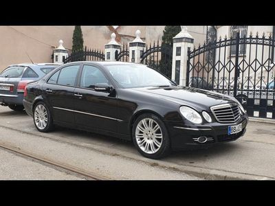 second-hand Mercedes E320 CDI