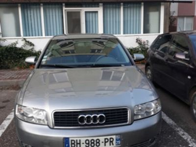 second-hand Audi A4 2.5 TDI