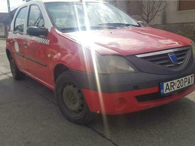 second-hand Dacia Logan 14+ GPL
