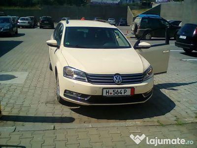 second-hand VW Passat b7 2014