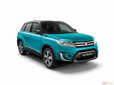 second-hand Suzuki Vitara hybrid 1.4 passion 2wd mt