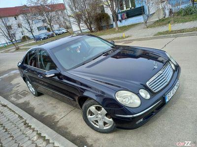 second-hand Mercedes 200 E class