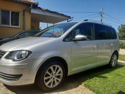 second-hand VW Touran 2020 volan dreapta