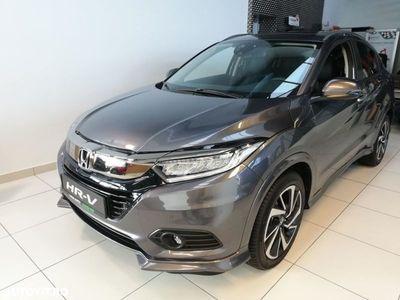 second-hand Honda HR-V