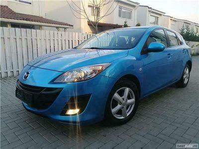 second-hand Mazda 3 2010 1.6 Di 110CP Clima Jante Iarna acum adus Aus.
