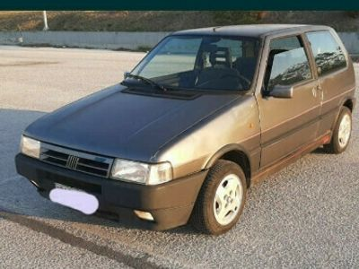 second-hand Fiat Uno turbo ie
