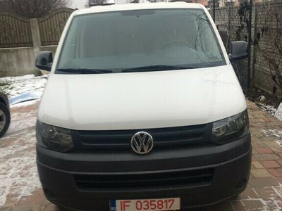 second-hand VW T5 09/2013