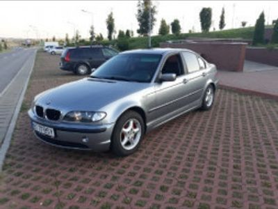 second-hand BMW 318 d 116cp Fiscal la zi