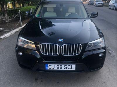 second-hand BMW X3 xdrive