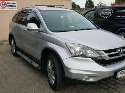 second-hand Honda CR-V 2010 2.0 benzina proprietar 128.000 km