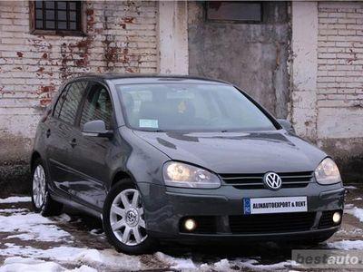 second-hand VW Golf V 1.6 FSI Sportline Climatronic - Km Reali